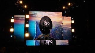 Bassnectar - HARD SUMMER 2013 - Feeling Good (Nina Simone - Bassnectar Remix) (LIVE) 08-04-13