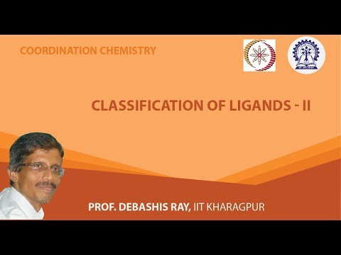 Classification of Ligands - II
