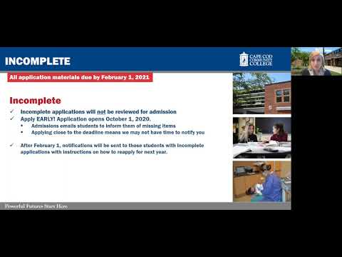 Virtual 4Cs Nursing Information Session 2020