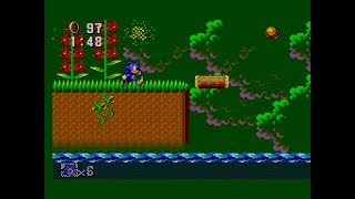 Zerando o Sonic the Hedgehog - Master System 3 - parte 02