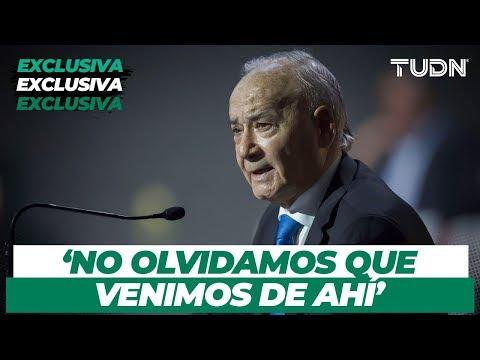 ¿Cruz Azul votó a favor de la desaparición del Ascenso Mx? Billy Álvarez responde | TUDN