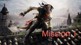 Assassins Creed Black Flag  - Aveline Mission 1 Walkthrough HD 1080p PC