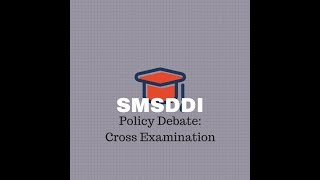 Policy Debate: Cross Examination Tips
