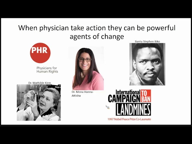 Social Medicine & Physician Advocacy: Training Physician Advocates