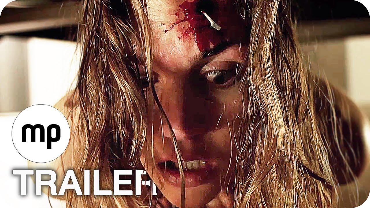 SCREAM WEEK Trailer German Deutsch (2016)