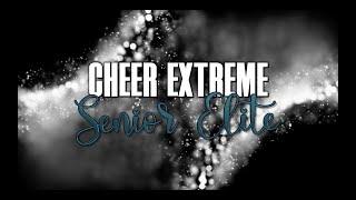 Cheer Extreme Senior Elite 2020-21