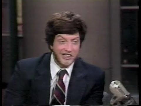 Chris Elliott as Marv Albert Collection on Late Night, 1986