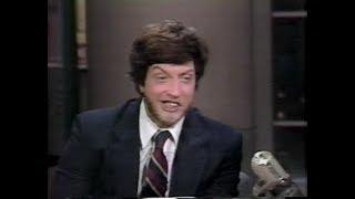 Chris Elliott as Marv Albert Collection on Late Night, 1986