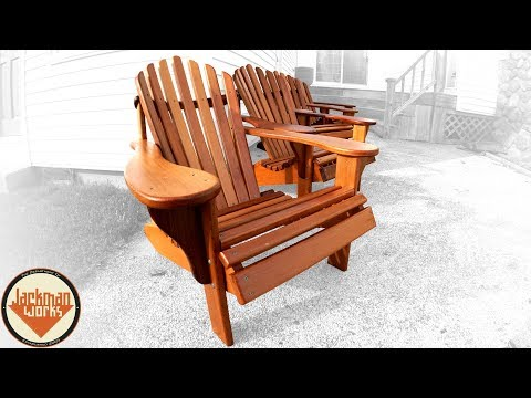 How To | Build the Ultimate Adirondack Chair