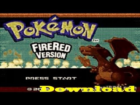 play pokemon fire red online free no download