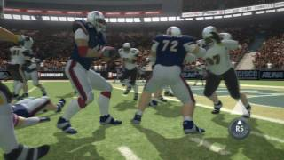 Backbreaker Official Explosive Offense American Football [HD] trailer Xbox PS3