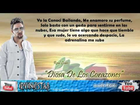 Diosa De Los Corazones (Letra) - Lobo Ft....