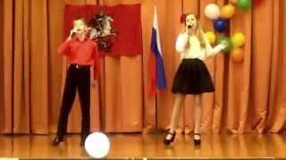 Лера и Тимур, воспитанники вокальной студии Детского клуба Буракова в Москве,