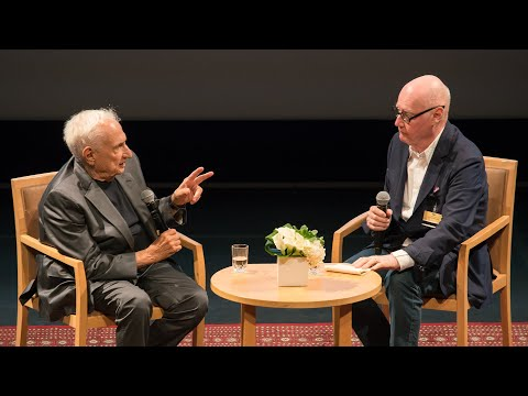 In Conversation: Frank Gehry And Kurt Forster