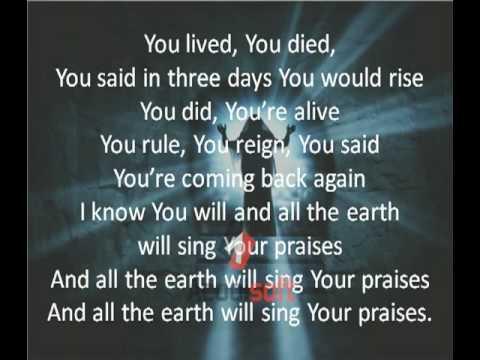 FREE CHAPEL - I SING PRAISES TO YOUR NAME LYRICS