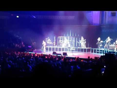 Joaquin Sabina live London Royal Albert Hall June 2017 arviza