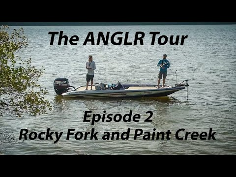 Bass Fishing Rocky Fork And Paint Creek - The Anglr Tour