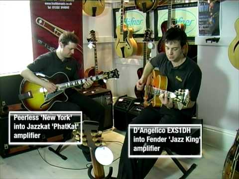 Foulds Jazz Guitars 1 (2008)