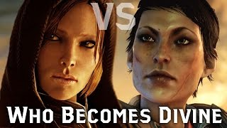 Dragon Age INQUISITION ► Next Divine - Cassandra vs. Leliana vs. Giselle vs. Others - Part 124