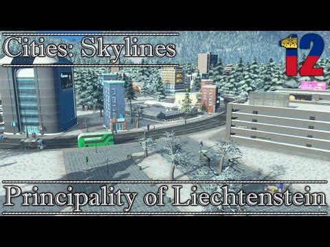 Cities: Skylines || Principality of Liechtenstein #12