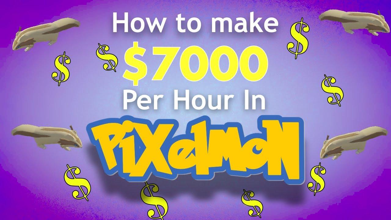 How To Earn Money In Pixelmon