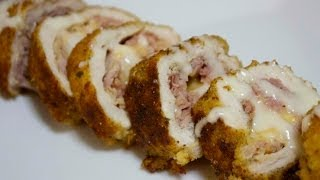 Chicken Cordon Bleu - Cooked By Julie - Episode 141