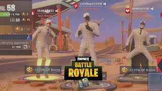 Fortnite: Battle Royale Season 5 Wild Card Bros. (Continued)