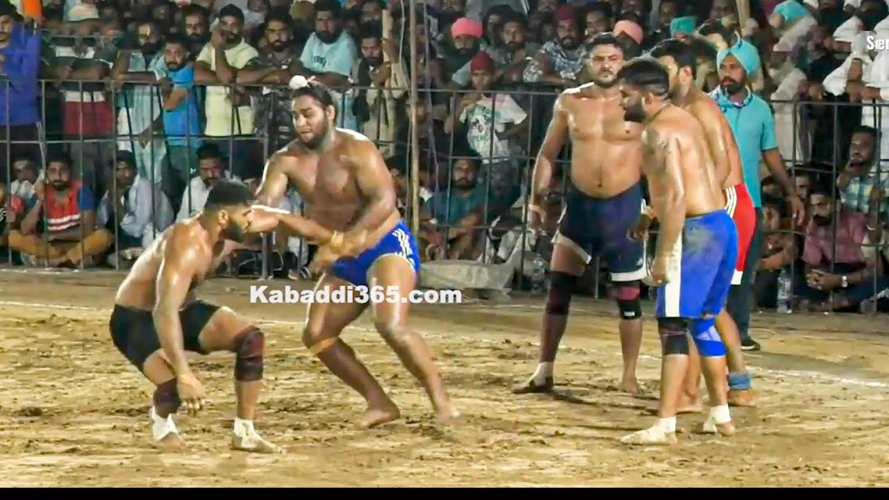 Semi Final Match | Dirba Mandi  Vs Youth Club Hamilton | Badbar Kabaddi Tournament 11 Sep 2021