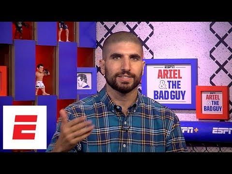 Ariel Helwani says UFC 229 is a 'work in progress' | Ariel & the Bad Guy | ESPN