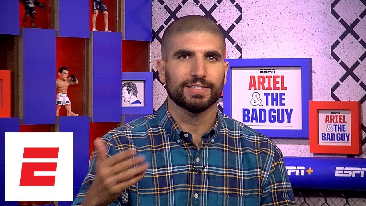 Ariel Helwani says UFC 229 is a 'work in progress' | Ariel & the Bad Guy | ESPN
