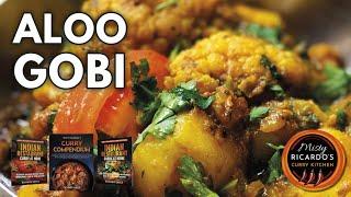 Aloo Gobi (restaurant Style)