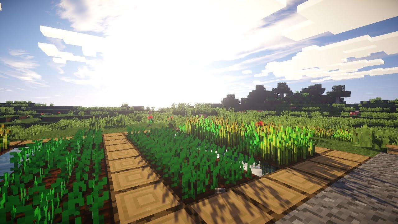 Minecraft Glsl Shaders 6 Mod 4 1