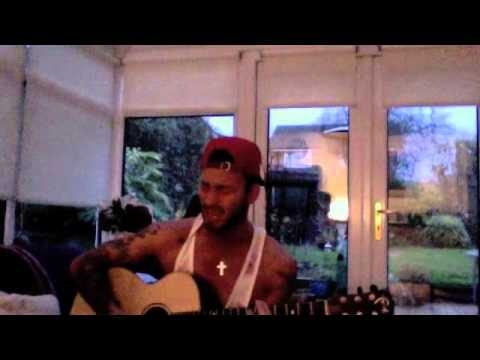 "Miguel ""candle in the sun"" Jake Quickenden cover"