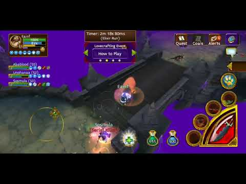 Arcane Legends - Playing Planar Tombs On Level 51!!