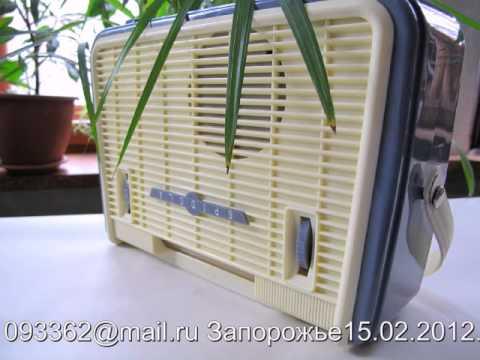 Радиоприемник SPIDOLA.mp4