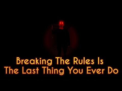 Oh No! | Breaking The Rules Is The Last Thing You Ever Do [Baldi's Basics Mod]