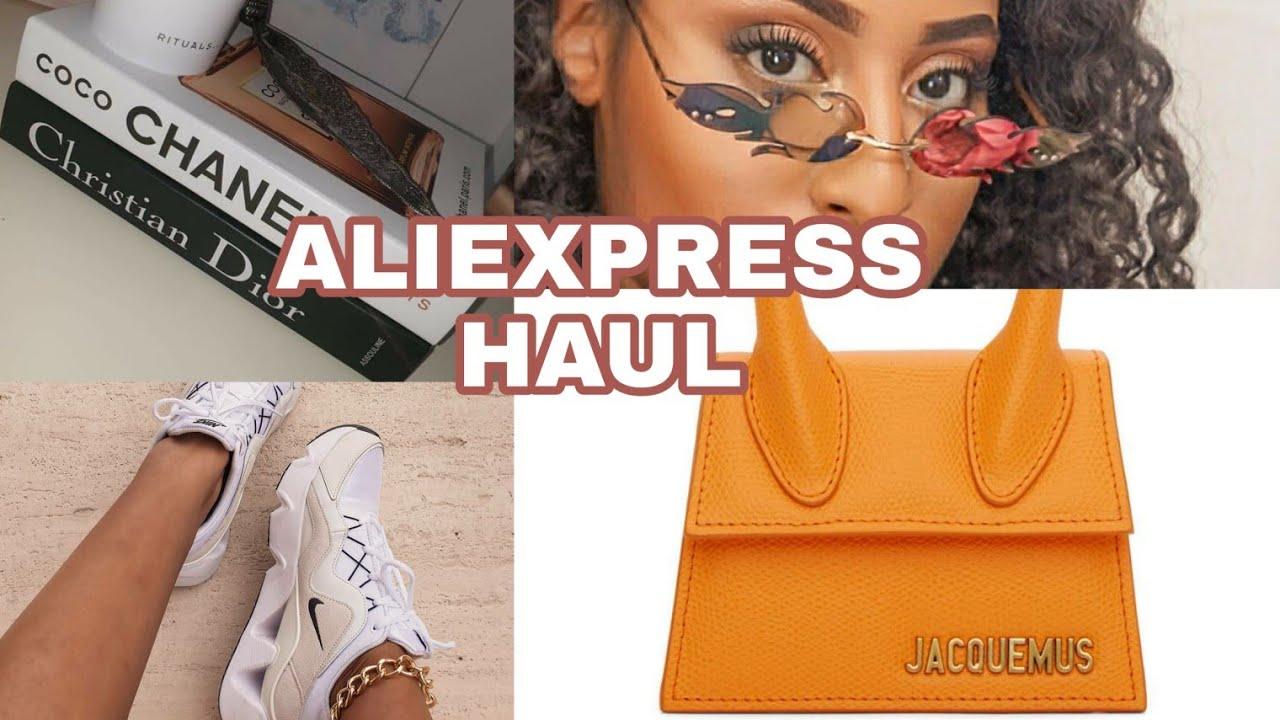 LUXURY ALIEXPRESS HAUL | UNBOXING