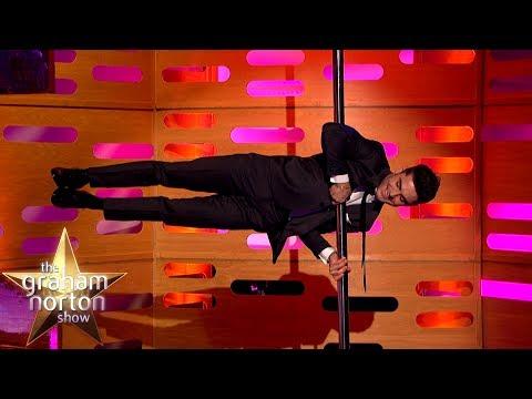 Zac Efron Pole Dances   The Graham Norton Show