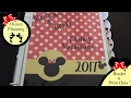 My Disney World Vacation Planning Binder / Disney Planning 101 / Come Plan With Me 2017