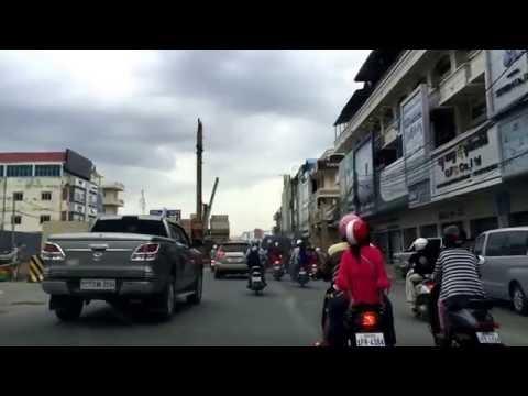 Asean Travel   Phnom Penh Street on Holiday Video 2016 - Youtube #4