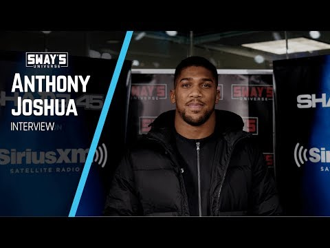 """Boxing  Heavyweight Champ Anthony Joshua predicts 8th Round TKO of Jarrell """"Big Baby"""" Miller Mp3"""