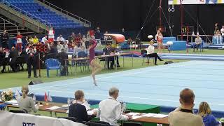 Voronin cup 2017/ Маша Харенкова/ вольные