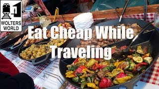 Travel Food Hacks: How to Find the Best Cheap Food While You...