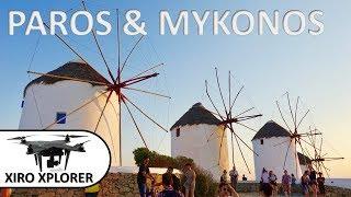 PAROS & MYKONOS – Greece 🇬🇷 [Full HD]