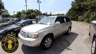 2006 Toyota Highlander Limited V6 Review | OVER 10 Years Later - Low Country Preowned