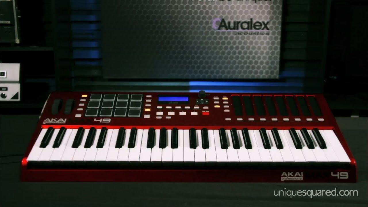 Akai Pro Keyboard Controller Reviews