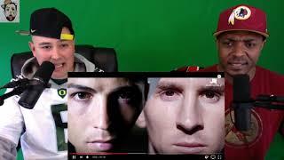 Lionel Messi vs Cristiano Ronaldo 2015/2016 The Movie ●HD | REACTION