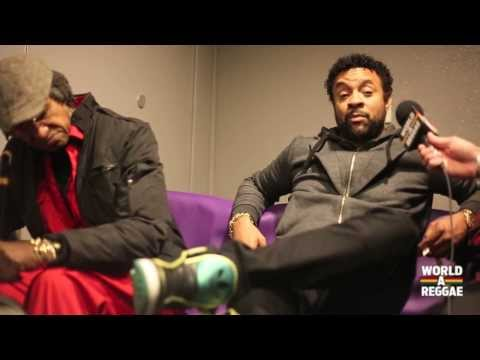 INTERVIEW: Shaggy, Sly & Robbie and Lenky about the OOMOM Album  Oct. 2013