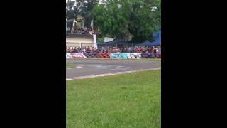 Vespa balap indonesia seri 3 Jati kuning purwokerto