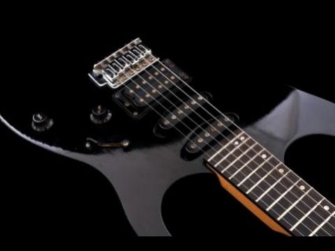 how to change electric guitar strings youtube. Black Bedroom Furniture Sets. Home Design Ideas